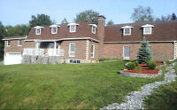 Executive house  on a double lot  in Southend With indoor Pool