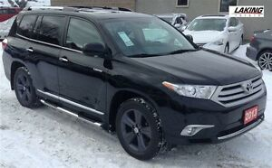2013 Toyota Highlander V6 Limited NAVIGATION 3rd ROW SEATING
