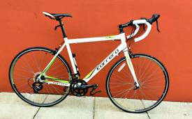 Carrera zelos road bike MD to LG