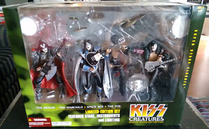 Kiss - Creatures - McFarlane Limited Edition Box Set West Island Greater Montréal image 1