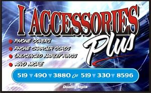 Iphone/Ipod Cases & Samsung Galaxy S Line Cases Chargers To Sarnia Sarnia Area image 1