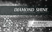 DIAMOND SHINE RESIDENTIAL CLEANING