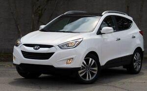2014 Hyundai Tucson cuir noir VUS