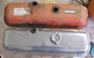 BIG BLOCK CHEV FACTORY VALVE COVERS