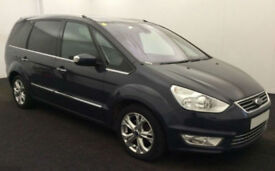 2012 FORD GALAXY 2.0 TDCI TITANIUM X GOOD / BAD CREDIT CAR FINANCE AVAILABLE