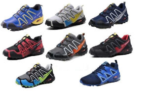 Men's Waterproof Hiking Athletic Casual Shoes Outdoor Sports.