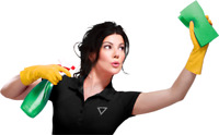 CLEANING LADY FOR BRAMPTON AND MISSISSAUGA $25