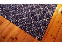 Brand New Victorian Tile Vinyl flooring 4M x 3M