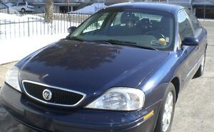 2000 Mercury Sable Sedan