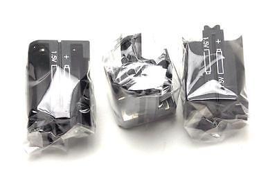 Three 3  Vivitar 283 285 Flash Battery Pack  Holder NEW