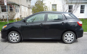 2012 Toyota Matrix Hatchback (End of Lease Sale!)