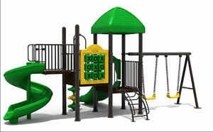 Home and Commercial Playgrounds