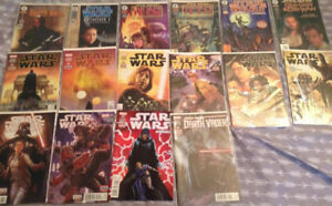 Star Wars Comic Book Lot (Dark Horse