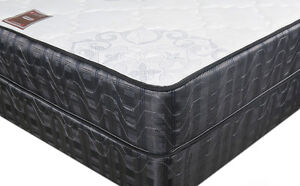 Queen Size LuxuriousTight Top Pillow Mattress with FREE DELIVERY Kitchener / Waterloo Kitchener Area image 3