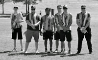 Looking for Football Refs - all training provided