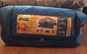 Broadstone Manitou 10 person Cabin Tent