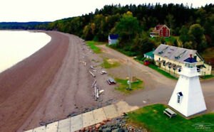Beach Front Property & Building for Sale, in NS $199,000