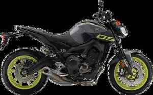 2016 Yamaha FZ09 Flo Yellow Edition