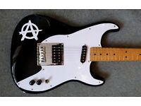 Fender Pawn Shop stratocaster guitar