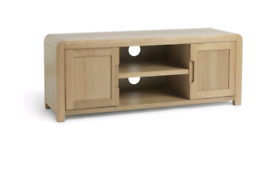 Large wooden TV storage unit only £140. CLOSING DOWN SALE. Furniture S