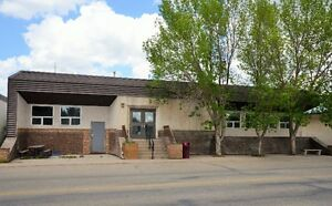 Downtown Sylvan Lake Office Building For Sale! 8000 sqft!