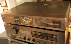 Sony ST-S555ES FM Stereo Tuner