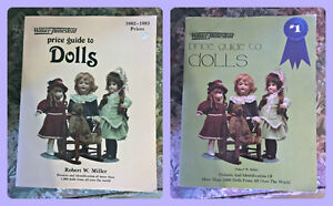 Lot of 2 Doll Pricing Guides