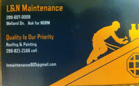 Protect your investment with L & N Maintenance