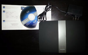 Cisco Linksys N900 EA4500-CA Dual-Band Wireless Router
