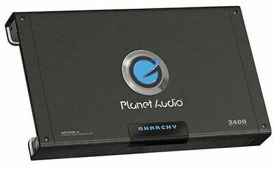 PLANET AUDIO AC2400.4 ANARCHY 2400 WATT 4/3/2 CHANNEL AMP CAR STEREO AMPLIFIER
