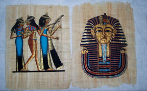 Authentic Egyptian Papyrus West Island Greater Montréal image 1