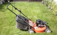 MTD REAR BAG LAWNMOWER