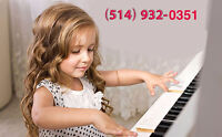 Piano Lessons for Children & Adult Beginners