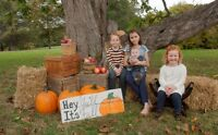 Fall Pictures at the Experimental Farm Oct 1 and 8  from 11-4