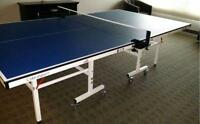 BLACK FRIDAY SALE!Table Tennis Sale! In Stock! Buy now and Save!