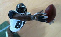4 NFL Sports Figurines