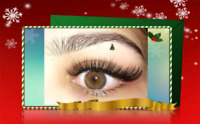 *Holiday Special*Eyelash Extensions-$80-Mobile Service Available