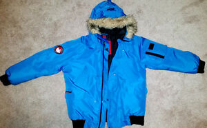 Boys winter jacket, brand new, size 14/16
