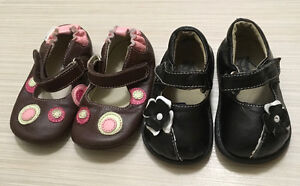 Infant Girl Mary Janes shoes - size 4