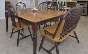 Canadel dining set