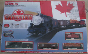 BACHMANN - CANADIAN Electric Train Set - HO Gauge