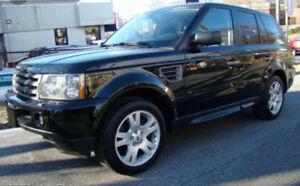 2006 Range Rover Sport HSE Suv Low km only 155Km