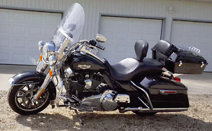 2014 Harley Davidson FL – Road King with security system