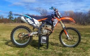 KTM 250 sxf for sale or trade