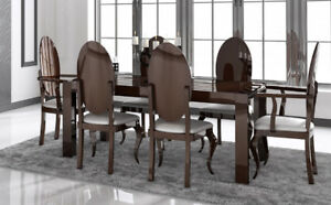 Showroom SALE! NEW!! Carmen Modern Dining set