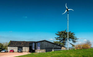 Wind Turbines, Solar panels, starter kits and more.