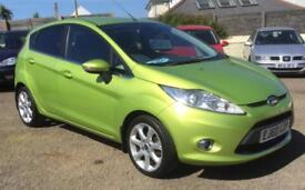 Ford Fiesta 1.6TDCi ( 95ps ) DPF 2010.5MY Titanium