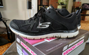 Practically new size 9.5 Skechers shoes