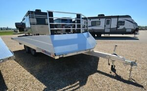 2017 Mission Trailers 101 X 16 LV