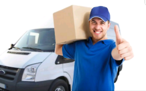 Delivery driver position